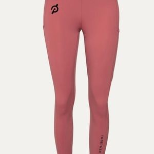"PELOTON FAST AND FREE TIGHT II 25"" (CHERRY TINT"